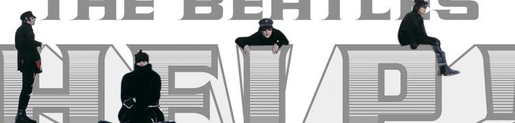 祝! ビートルズ主演映画第2作『ヘルプ!』DVD発売!