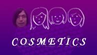 """[特集]<br />モザイクに隠された素顔に迫る! ふかわりょうプロデュースのアイドル・ユニット""""COSMETICS""""、メンバーがついに登場!"""