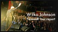 """[特集]<br />[LIVE REPORT]消えて忘れられるより、燃え尽きる方がいい。ウィルコ・ジョンソン""""さよならツアー""""——3月10日 ロンドン""""KOKO"""""""