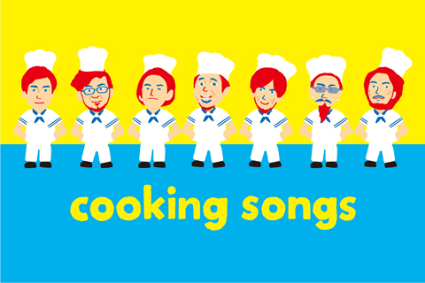 cooking songs
