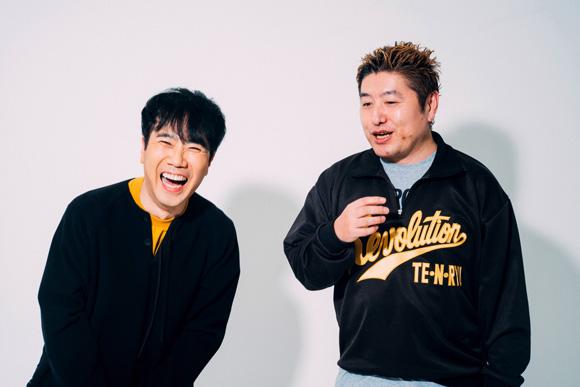 藤井隆×吉田豪