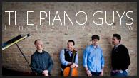 [インタビュー]<br />【THE PIANO GUYS ピアノ・ガイズ】YouTubeの再生回数4億5,000万回突破!ベートーヴェンから最新ポップスまでを合体させた日本デビュー・アルバムがついに登場