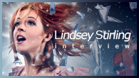 [���󥿥ӥ塼]���ڥ�󥸡������������ Lindsey Stirling��YouTube������ʨƭ�Ρ��٤����������˥��ȡɤ��ǥӥ塼������Х��2nd����Х���ä������ܾ�Φ��