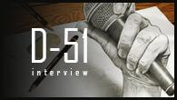 [インタビュー]<br />自然体で音楽と向き合う——D-51のコラボ・アルバム『Sing a Song〜Present for...〜』が登場