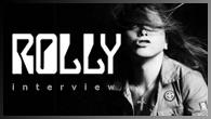 [インタビュー]<br />25年間やってきたご褒美みたいなアルバム——ROLLY渾身のトリビュート・アルバムをリリース