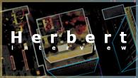 [インタビュー]<br />【ハーバート Herbert】目指したハッピーと現実の悲しみに揺れるエレクトロ・シーンの鬼才