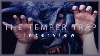 [インタビュー]<br />ライヴのエネルギーをレコードに——ザ・テンパー・トラップ、4年ぶりの新作『シック・アズ・シーヴズ』