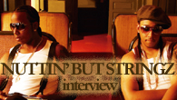 [インタビュー]<br />ベールを脱いだ個性派ユニット——ナッシン・バット・ストリングスが本邦デビュー!