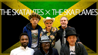 [���󥿥ӥ塼]���Ѿ����ʤ��顢��ʬ�Υ��ԥ�åȤ򡽡���������: THE SKATALITES �� THE SKA FLAMES
