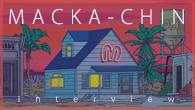 [インタビュー]<br />いつまでも同じことやってんじゃねえ。新しい世代がすぐそこまで来てるぞ——MACKA-CHIN『MARIRIN CAFE BLUE』