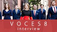 [インタビュー] 多くのリスナーにクラシックの扉を開くことが使命のひとつ——ヴォーチェス8のユニークな存在意義