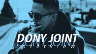 [インタビュー] 仲間と描く、東京の物語 DONY JOINT『A 03 Tale, ¥ella』