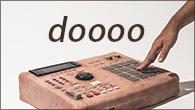 [インタビュー] キャッチーさとストレンジなフィーリングを併せ持つビートメイカー、その名はdoooo