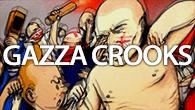 [インタビュー]<br />やらせたらスゴい──不良のメンタリティとストイックな姿勢を併せ持つラッパー・デュオ、GAZZA CROOKS