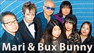 """[インタビュー]<br />新しいセッションだから""""シーズン2"""" Mari & Bux Bunny シーズン2始動"""