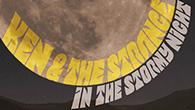 """[インタビュー]<br />CAPTAIN TRIP RECORDS&MARBLE SHEEPのKEN MATSUTANI率いる""""KEN & THE STRANGE MOON""""が1stアルバムをリリース"""