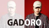 [インタビュー]<br />GADORO、SUNART MUSICにカムバックにしての4作目。ファーストのヒップホップ感とちょっと進化した自分