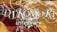 """[インタビュー]<br />日本が誇る""""R&B DJ""""DJ KOMORIの最新作、UK R&Bミックスが登場!"""