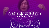 """[インタビュー]<br />謎のアイドル・ユニット""""COSMETICS""""が配信デビュー! ROCKETMANこと、プロデューサーふかわりょうを直撃"""