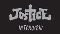 [インタビュー]<br />世界のダンス・ミュージック・シーンを席巻するエレクトロ・デュオ、JUSTICEがUSツアーの模様を克明に収めたDVD+CDを発表!