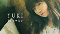 """[インタビュー]<br />原点を見つめて完成した""""自分の納得がいくもの""""恋のドキドキ感を詰め込んだ、YUKIの新曲「ランデヴー」"""