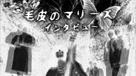 [インタビュー]<br />「消えかかった音楽の炎がポッと点火したんです」——新たなはじまりを告げる名盤! 毛皮のマリーズの3rdアルバムが完成