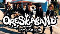 """[インタビュー]<br />全米ツアーを経て大きく成長したオレスカバンドの""""今""""を封じ込めたミニ・アルバムが到着!"""