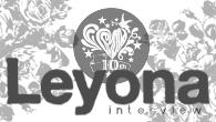 [インタビュー]<br />デビュー10周年を迎えたLeyonaが、敬愛するミュージシャンたちの楽曲を愛情たっぷりにカヴァー