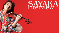 [インタビュー]<br />ラテン、ジャズ、クラシックの多彩な選曲 ヴァイオリン奏者・SAYAKA、初のリーダー作