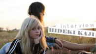 [インタビュー]<br />弾けるポップさと突き抜けるメロディ! カジヒデキの会心のニュー・アルバム『STRAWBERRIES AND CREAM』