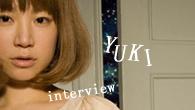 """[インタビュー]<br />""""YUKIの頭の中にある世界""""が描かれた ニュー・シングル「COSMIC BOX」"""