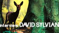 """[インタビュー]<br />【デヴィッド・シルヴィアンinterview】「ただ自分の直感に従って」——即興によるトラックを聴き、その場で詞とメロディを付けて作り上げたシルヴィアン流""""即興""""アルバム"""