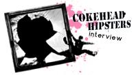 [インタビュー]<br />COKEHEAD HIPSTERS、12年振りのオリジナル音源『FREE NOT FREE』が登場!