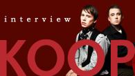 [インタビュー]<br />【KOOP interview】サンプリングを駆使したポップ・ソング集——15年の軌跡が詰まったKOOPのベスト・アルバム