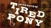 """[インタビュー]<br />【タイアード・ポニー interview】 ライヴ録音で作り上げた""""アメリカへの恋文""""——スノウ・パトロール×R.E.M.による新バンドがデビュー作を完成"""