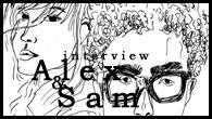 [インタビュー]<br />【アレックス・アンド・サム interview】幸福な時代の淡い輝きを洒脱なポップ表現で——インディ・ジャズの急先鋒、アレックス・アンド・サムがデビュー!