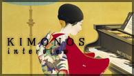 [インタビュー]<br />LEO今井と向井秀徳によるKIMONOSが描き出すイマジネイティヴでタイムレスな音の世界