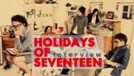 [インタビュー]<br />ポップなメロディ・センスで話題を集める福岡出身の5人組、HOLIDAYS OF SEVENTEEN!