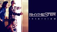 """[インタビュー]<br />""""ライフサイズのヒップホップ""""をテーマにしたRHYMESTERのニュー・アルバム『POP LIFE』が完成!"""