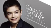 [インタビュー]<br />『ブリテンズ・ゴット・タレント』から羽ばたいた14歳の逸材、チャーリー・グリーンが初来日