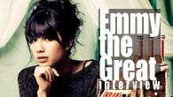 """[インタビュー]<br />【エミー・ザ・グレイト】今、日本にリアルに響く—""""自然と文明のバランス""""がテーマの2ndアルバム『ヴァーチュー』を携えて来日"""