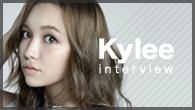 """[インタビュー] """"英語でしか言えない言葉、日本語でしか言えない言葉があるってすごいこと""""Kylee、初のフル・アルバム『17』をリリース"""