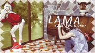 [インタビュー]<br />軽やかなポップネスが作品全体に息づくLAMAの1stアルバム『New!』