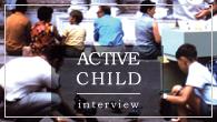 [インタビュー]<br />チルウェイヴに新風を吹き込むアクティヴ・チャイルド、ファルセットとハープの崇高なサウンドを語る