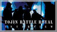 [インタビュー]<br />集えヤングボーイ! 真正ハードコア・ヒップホップ・グループ、TOJIN BATTLE ROYAL『D.O.H.C』が発売!