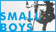 """[インタビュー]<br />西寺""""ニッシ""""郷太&堂島""""こぅくん""""孝平によるファンタスティックなアイドル・ユニット、Small Boys登場!"""