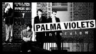 [インタビュー]<br />「僕たちはただパワフルなロックンロールをやりたい」−ラフ・トレードの強力新人パーマ・ヴァイオレッツがデビュー!