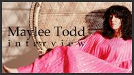 [インタビュー]<br />楽曲制作から映像、デザインまでマルチな才能を発揮するシンガー・ソングライター、メイリー・トッドが日本デビュー!