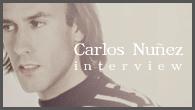 [インタビュー]<br />【カルロス・ヌニェス】来日公演直前! スペインの多様な地域がステージで一堂に会する史上初の試み