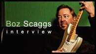 [インタビュー]<br />【ボズ・スキャッグス】あのサウンドを求めてメンフィスで制作したニュー・アルバム